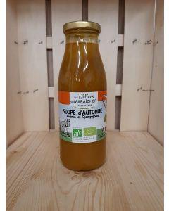 Soupe d'automne potiron champi 1/2L (8,40€/L)