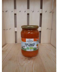 Sauces tomates aux poivrons 330g