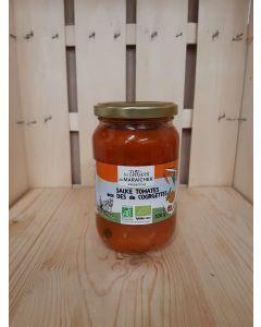 Sauce tomates aux dés de courgettes 320g