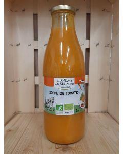 Soupe de tomates 1L (5,00€/L)