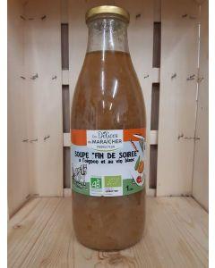 """Soupe oignon """"fin de soirée"""" 1L (6,10€/L)"""