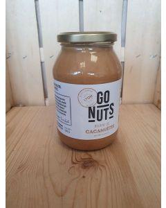 Beurre de cacahuètes nature 500g- Nature et Progrès (15,90€/kg)