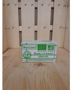 Beurre de Baratte Demi-sel 250g