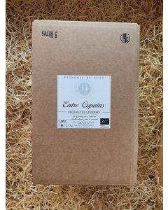 Vin AOP Coteau du Lyonnais Rosé Gamay BIB 5 Litres (5,80€/L)