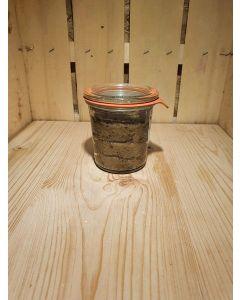 Caviar d'Aubergines à l'ail des ours Savoie 100g