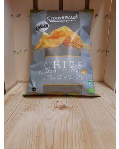 Chips de pomme de terre 110g