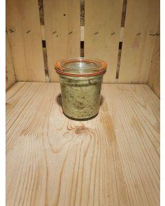 Délice de courgette au citron vert Savoie 100g