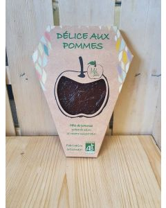 Délice aux pommes Rhodanienne nature 150g Pâte de fruit SANS GLUTEN