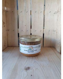 """Plat cuisiné (végé) : Ecrasé de lentille corail façon """"Dahl"""" 350g (20,57€/kg)"""