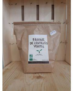 Farine de Lentilles 500g (7,60€/kg)