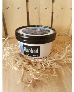 Fleur de sel nature 100g Carton Biodégradable (33,00€/kg)