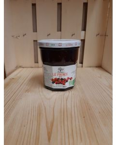 Confiture de fruits rouges 340 gr