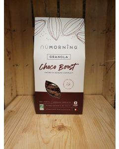Granola Choco Boost cacao, sésame 300g (21,00€/kg)