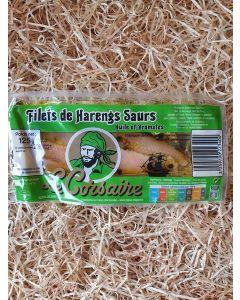 Filets de Harengs Saurs x4 (125g) Elab France Pêche Atlantique NE