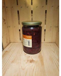 Haricots rouges au naturel 420g (Cuisinées) (11,90€/kg)
