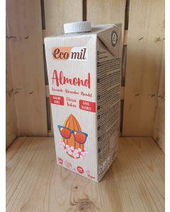 Lait d'amande Nature sans sucre 1L (2,50€/L)