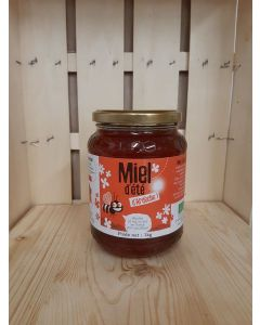 Miel d'Eté 1kg (19,00€/kg)