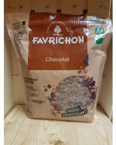 Muesli croustillant chocolat 1kg (certifié sans gluten) (8,90€/kg)