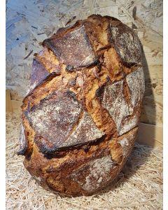 Pain artisanal à la main Rhône MARDI/JEUDI - 1 kg (8,00€/kg)