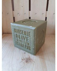 Savon de Marseille Cube vert 600g Ecocert