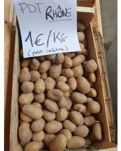 BON PLAN : Pomme de terre Petit calibre Rhône !