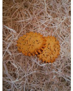 Le Sablé Multigraines à la farine de riz complet Vrac 3kg naturellement sans gluten ( 78g par Biscuit - 20€/kg)