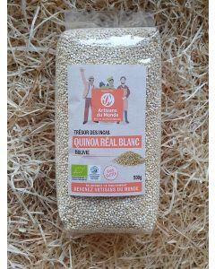 Quinoa réal Blanc Equitable 500g SANS GLUTEN