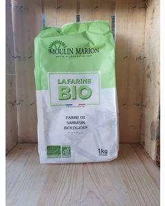 Farine de sarrasin bise 1kg (3,80€/kg)