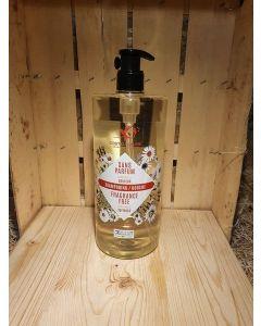 Shampooing/douche sans parfum à l'extrait de camomille 1L Nature et Progres France