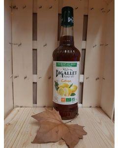 Sirop de citron 70cl (9,29€/L)