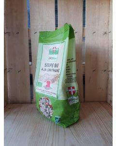 Soupe à la chataigne 350g (légumes secs) (15,71€/kg)