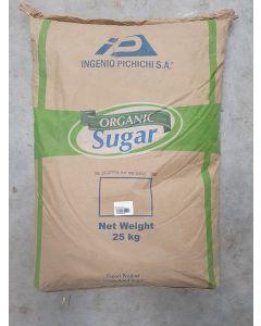 Sucre de canne Equitable 25kg (2,80€/kg)