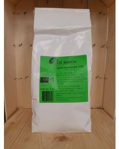 Farine de blé T110 1kg (2,20€/kg)
