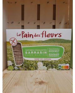 Tartines croquantes sarrasin 300g SANS GLUTEN (15,67€/kg)