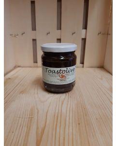 """""""Tapenade"""" aux olives noires de Nyons 200g -Toastolive"""