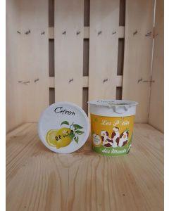 Yaourt de vache Citron 125 gr (4,80€/kg)
